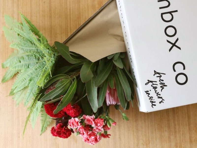 DOG DAYS - Lunar Year of the Dog inspired arrangement - BLOOMBOX CO