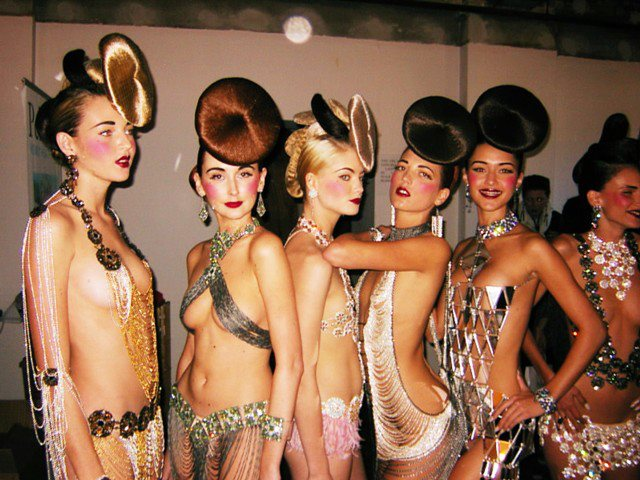 From the vault: the iconic 2004 Australian Fashion week collection, All Jazzed Up