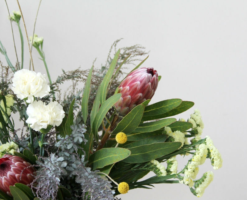 Easter Protea Arrangement