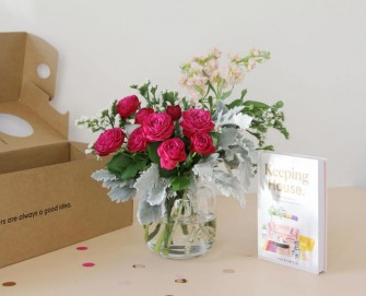 Emma Blomfield Bloombox Co Collaboration