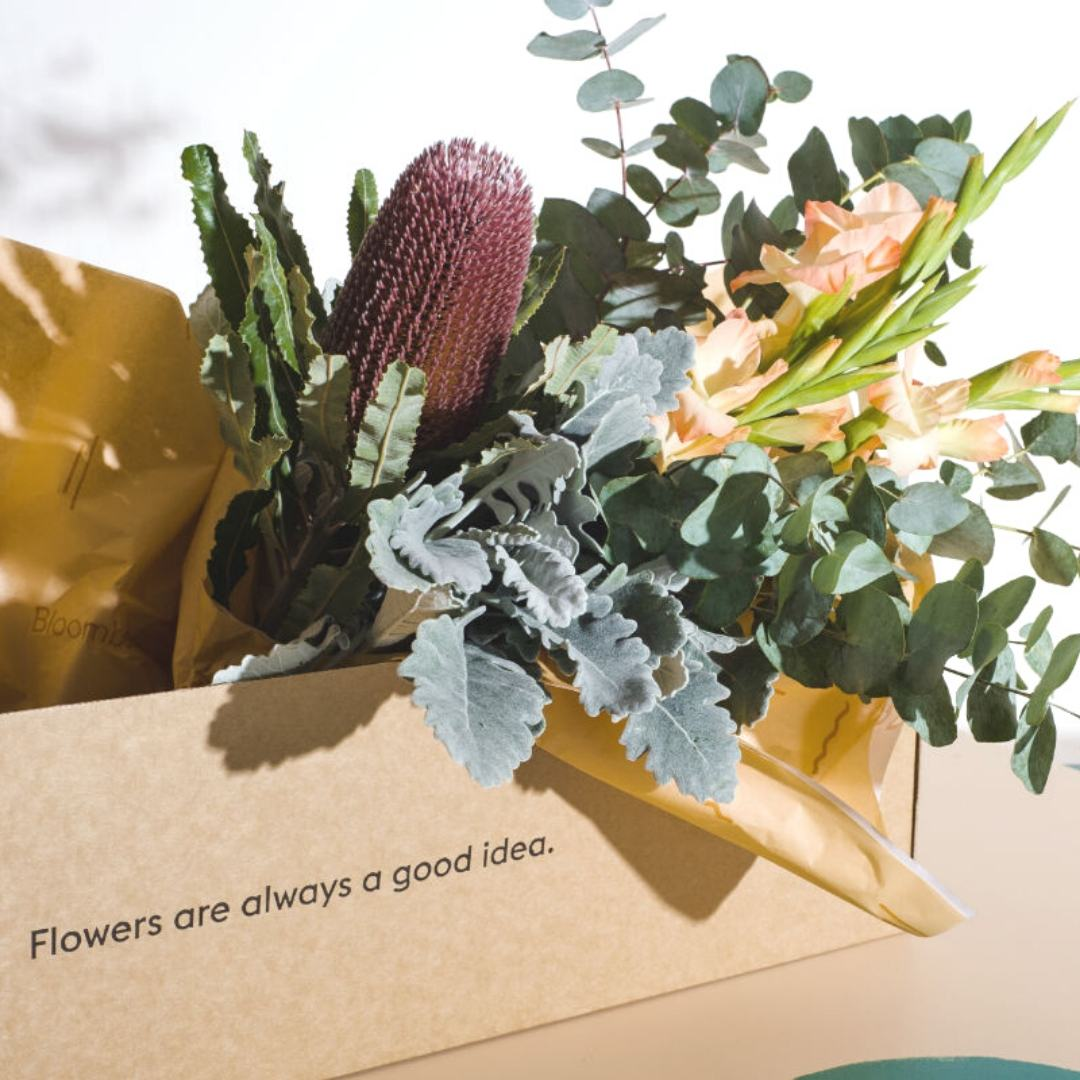 Bloombox Co Flower Gift Subscription Box Delivered in Sydney and Melbourne