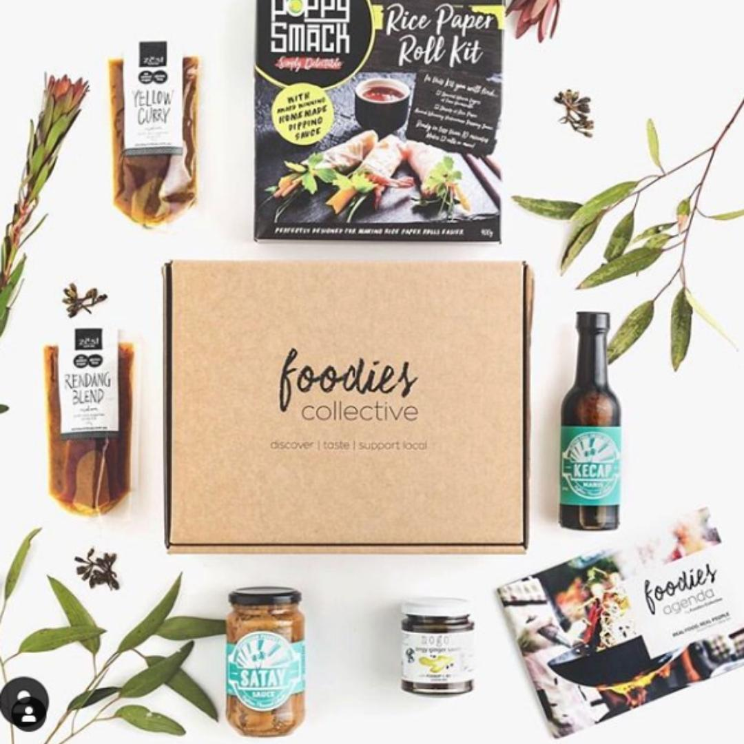 Foodies Collective Subscription Gift Box Delivered in Sydney and Melbourne