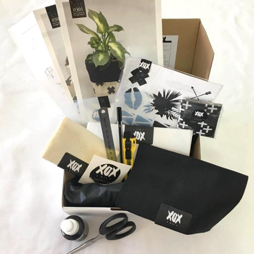 XOX Kit Craft Subscription Box Delivered in Sydney and Melbourne