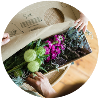 Mother's Day bloombox box